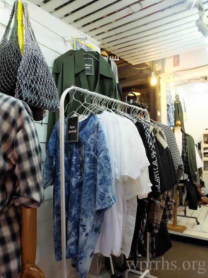 ร้านเสื้อผ้าชิคๆ